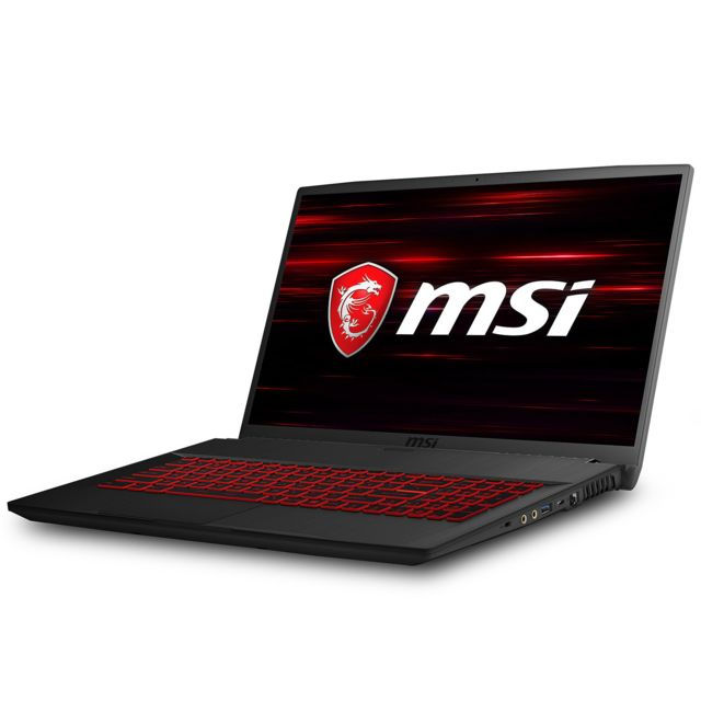 Msi - GF75-Thin-10SCSR-476XFR - Noir - Ordinateur Portable