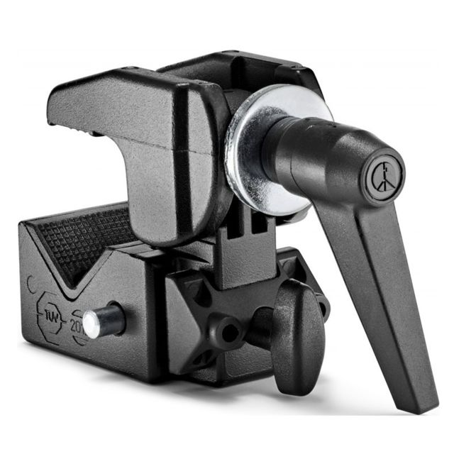 Manfrotto - MANFROTTO M035VR Pince Super Clamp de Réalité Virtuelle - Manfrotto