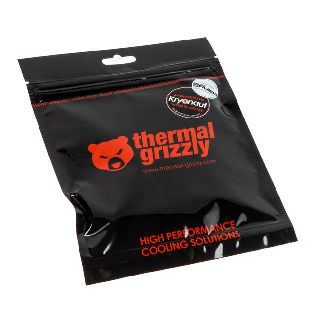 Thermal Grizzly -Kryonaut - 1 gramme Thermal Grizzly  - Refroidissement par Air