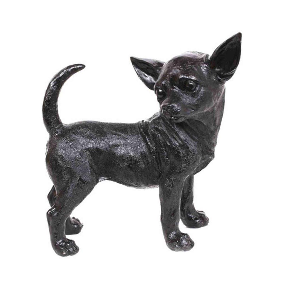Multideco Statue CHIEN chihuahua