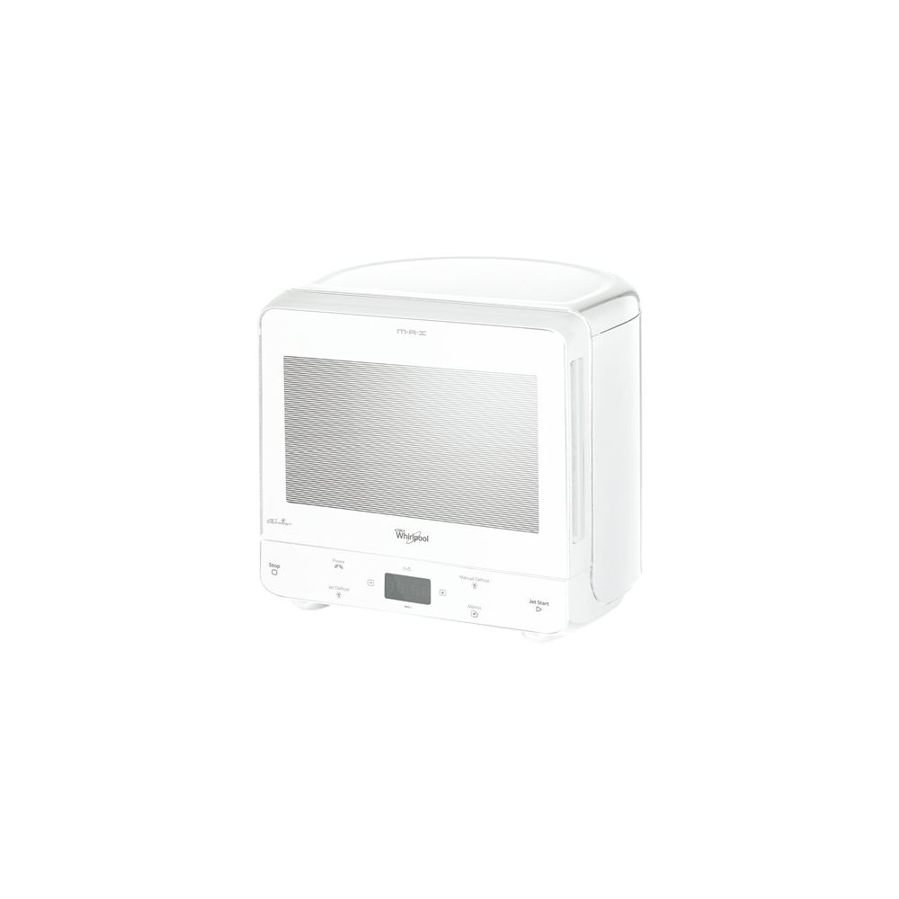 whirlpool whirlpool - four micro-ondes compact 13l 700w blanc - max34fw