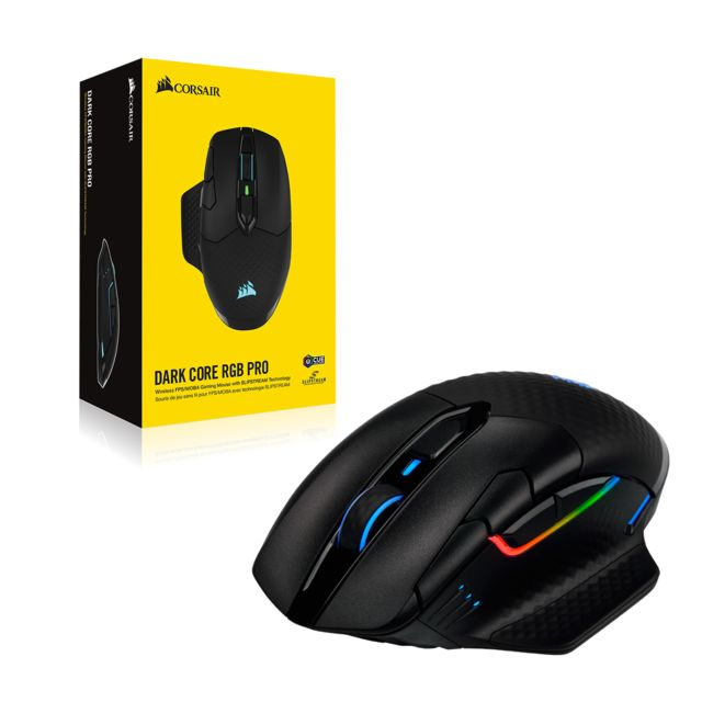 Corsair - Dark Core RGB Pro - Souris Gamer