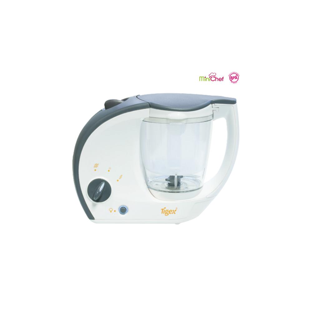 Tigex Cuiseur vapeur mixeur Mini chef