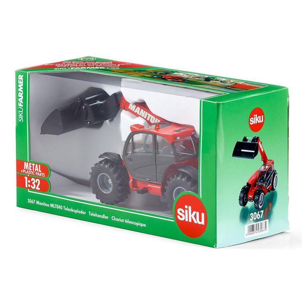 SIKU Siku 3067 Miniatures 1:32 - Manitou MLT840 Chariot télescopique