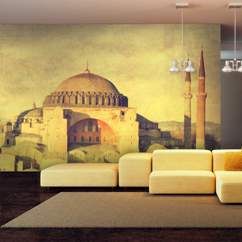 Bimago Papier peint | Oriental inspiration | 550x270 | XXL |