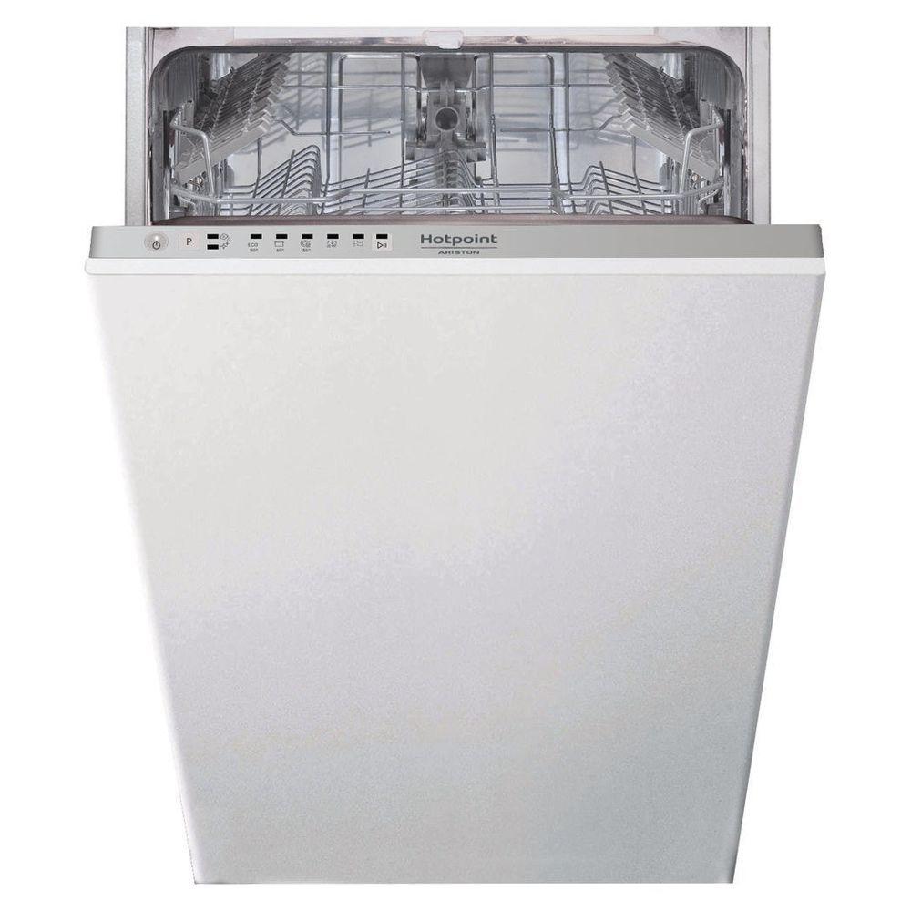 Hotpoint Lave-vaisselle Hotpoint Ariston HSIE2B19 (45 cm, 10 cts, Tout intégré)