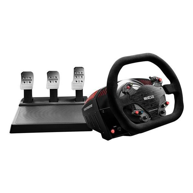 Thrustmaster - Volant + Pédalier THRUSTMASTER TS-XW Racer Sparco P310 Compétition Mod - Thrustmaster