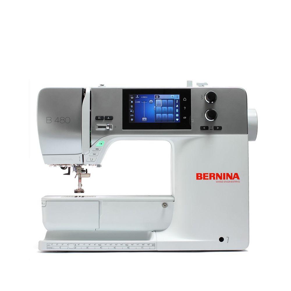 Bernina Machine à coudre BERNINA 480