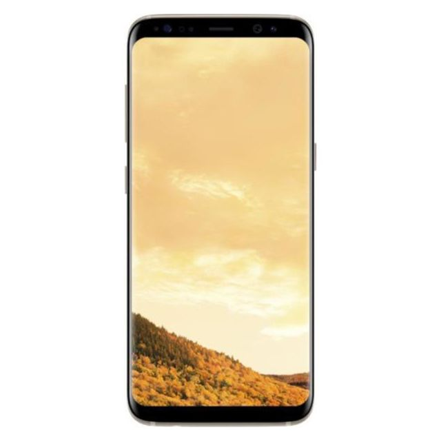 Samsung - Galaxy S8 Plus - 64Go - G955 - Or - Smartphone Android 4g+