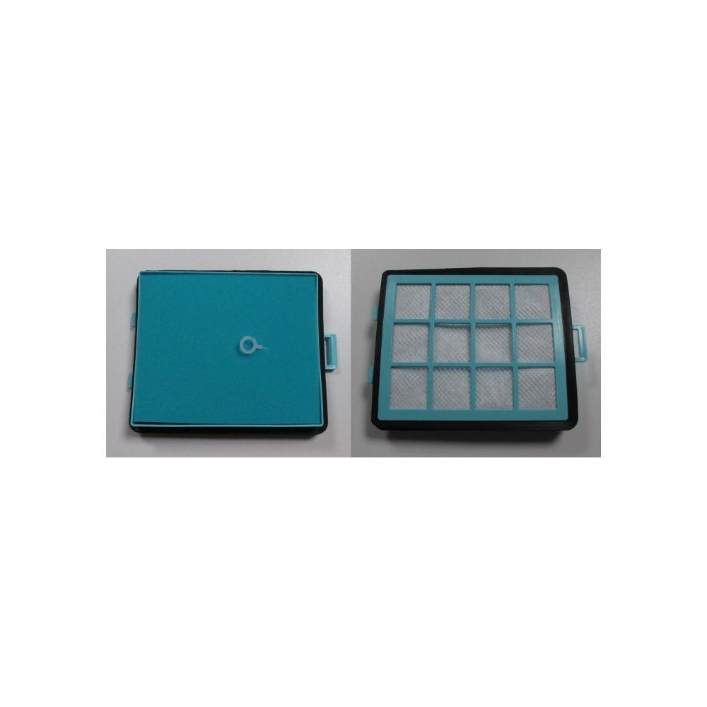 Philips Powerpro filtre d'entrée pour aspirateur philips