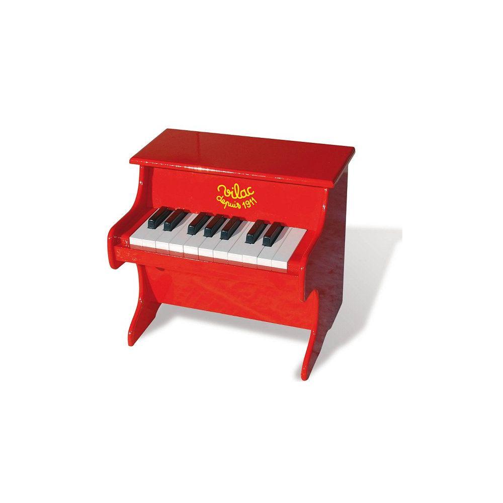 Vilac Piano en bois laqué