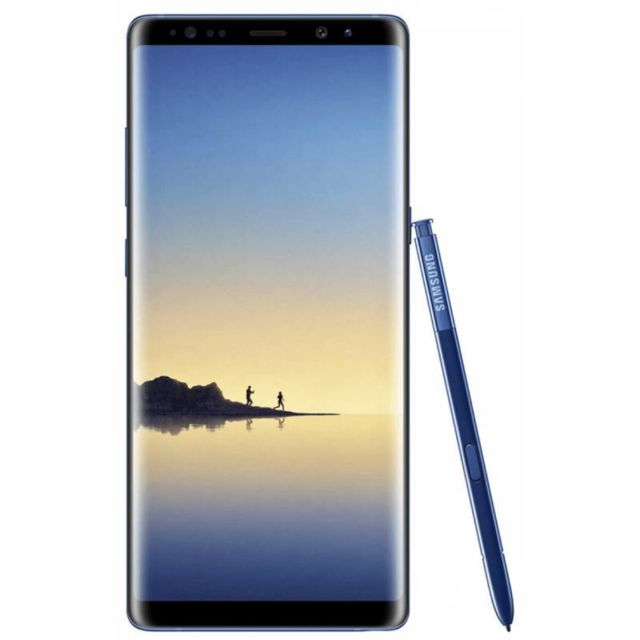 Samsung - Samsung N950F Galaxy Note 8 Bleu - Smartphone Android 6.3 (16,0 cm)