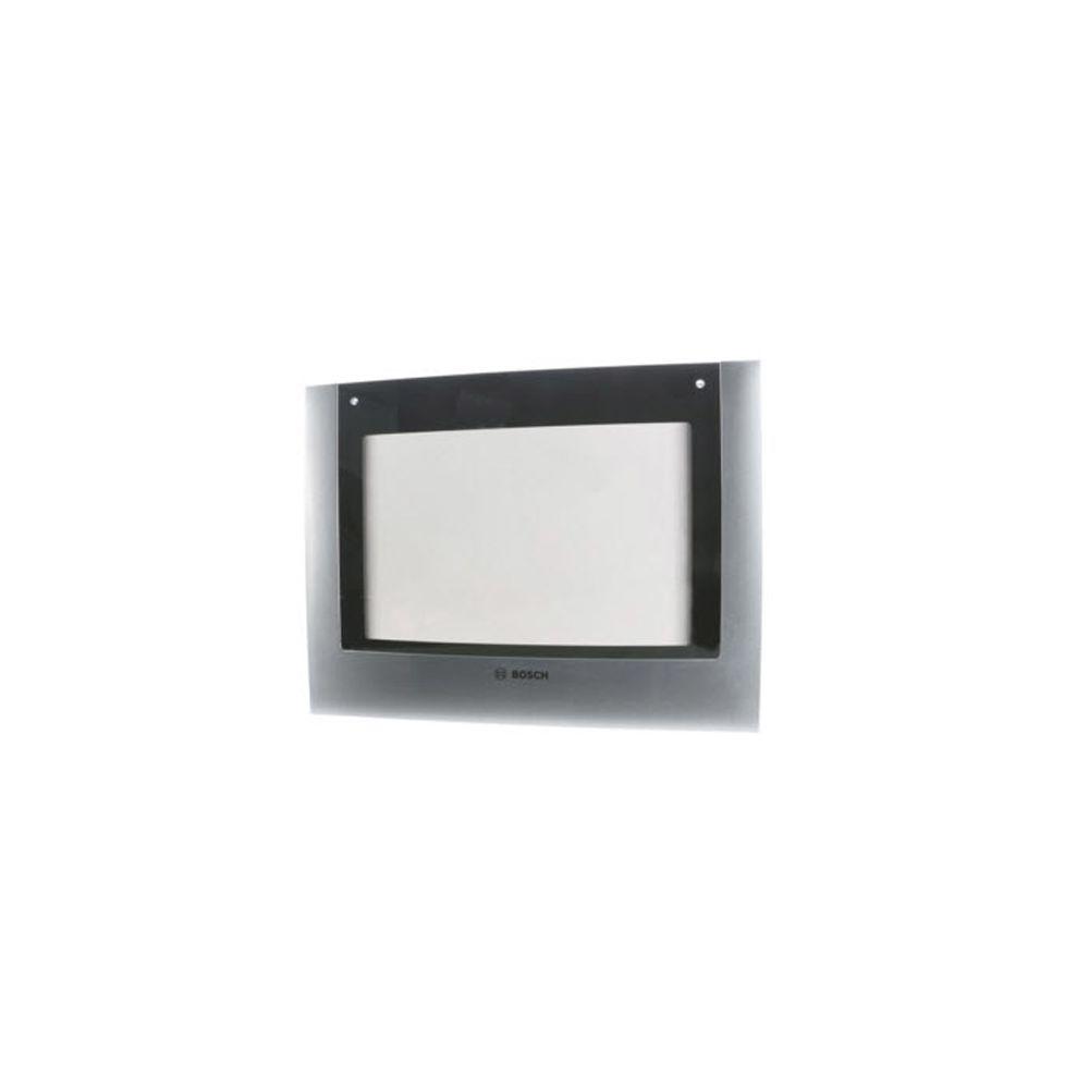 Bosch Vitre Exterieur Porte Inox reference : 00471864