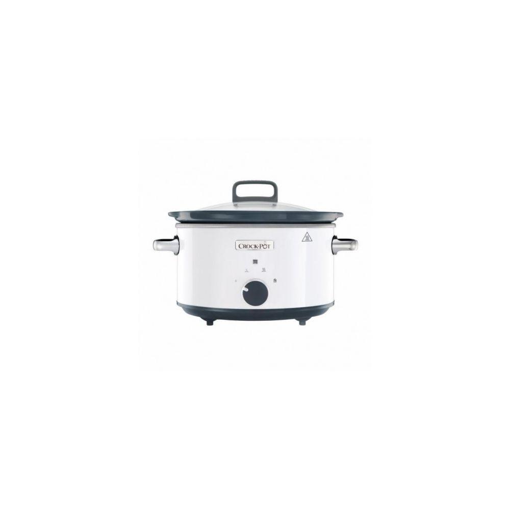 Crock-Pot CROCK-POT CSC030X-DIM Mijoteur électrique - Blanc