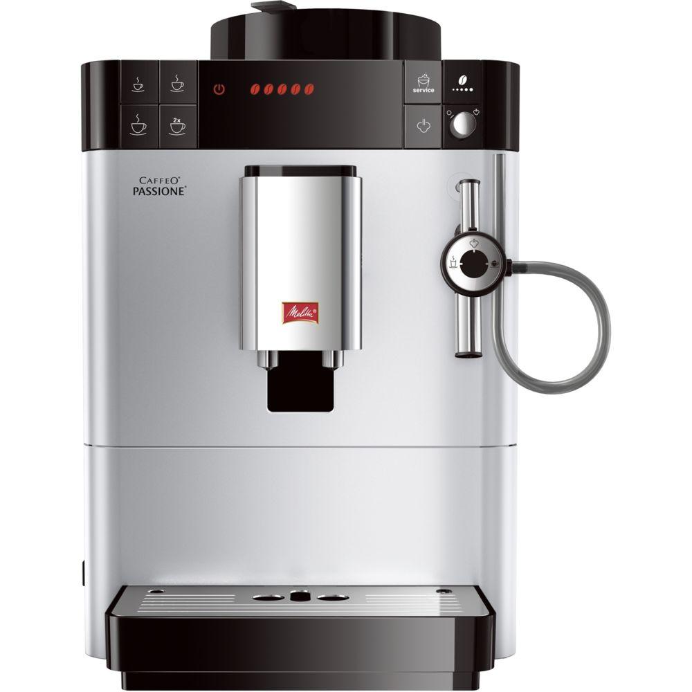 Melitta MACHINE AUTOMATIQUE CAFFEO PASSIONNE ARGENT