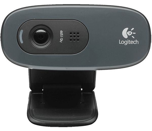 Logitech - C270 Refresh - Matériel Streaming