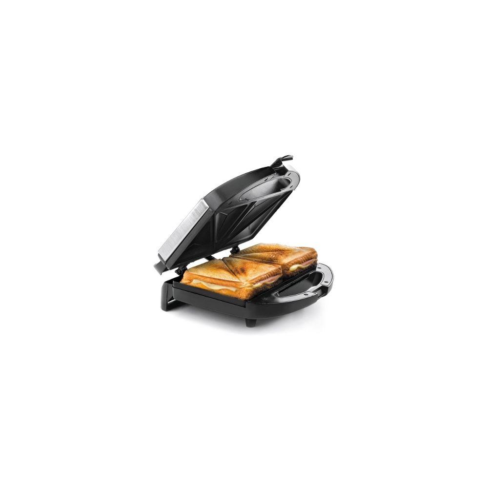 Lacor Appareil à croque-monsieur - grill pour sandwich triangulaires - Croque-monsieur - Lacor