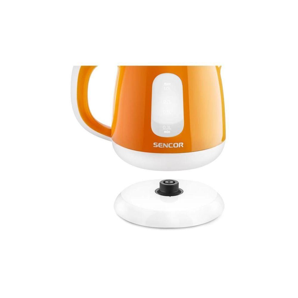 Sencor Sencor Swk 1013or Bouilloire Electrique - Orange Et Blanc