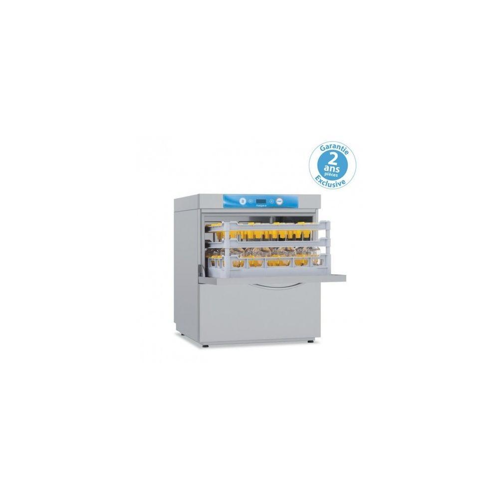 Materiel Chr Pro Lave Verre Lave Vaisselle Combiné - panier 500 x 500 mm - Elettrobar - 400V triphase