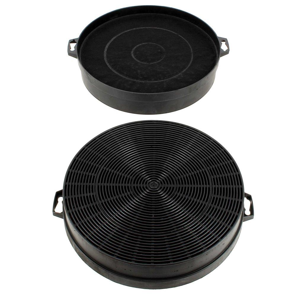 Neff Filtre charbon (par 2) pour Hotte Bosch, Hotte Siemens, Hotte Neff