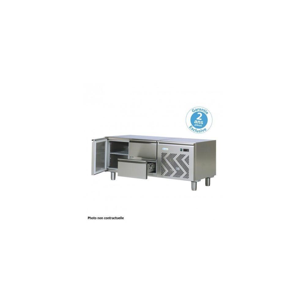 Materiel Chr Pro Soubassement réfrigéré - 3 portes - gamme 700 - 700