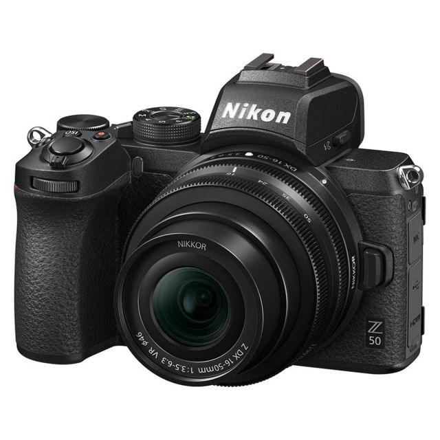 Nikon - PACK NIKON Z50 + Z 16-50 - Pack appareil photo
