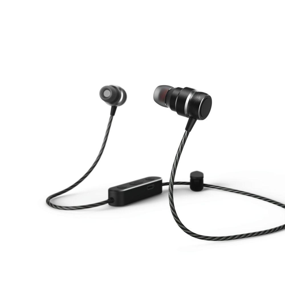 Hama Écouteurs intra-auriculaire Bluetooth Pure Passion - Noir