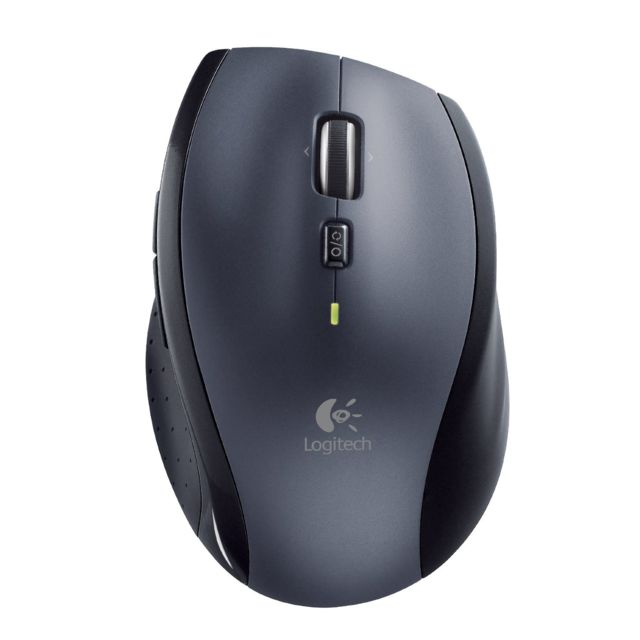 Logitech - Logitech Wireless Mouse M705 - Ventes flash MSI Trident PC Gamer