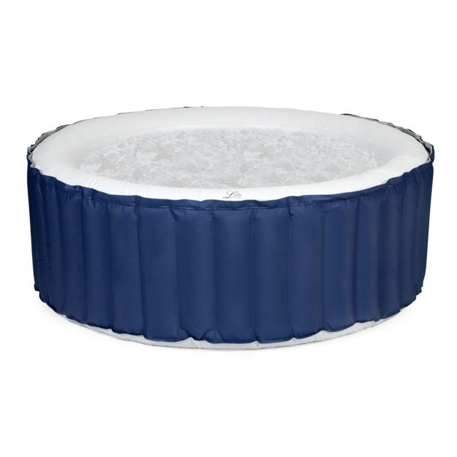 Mspa - Spa gonflable rond Ø180cm LITE - 4 places - Spa gonflable