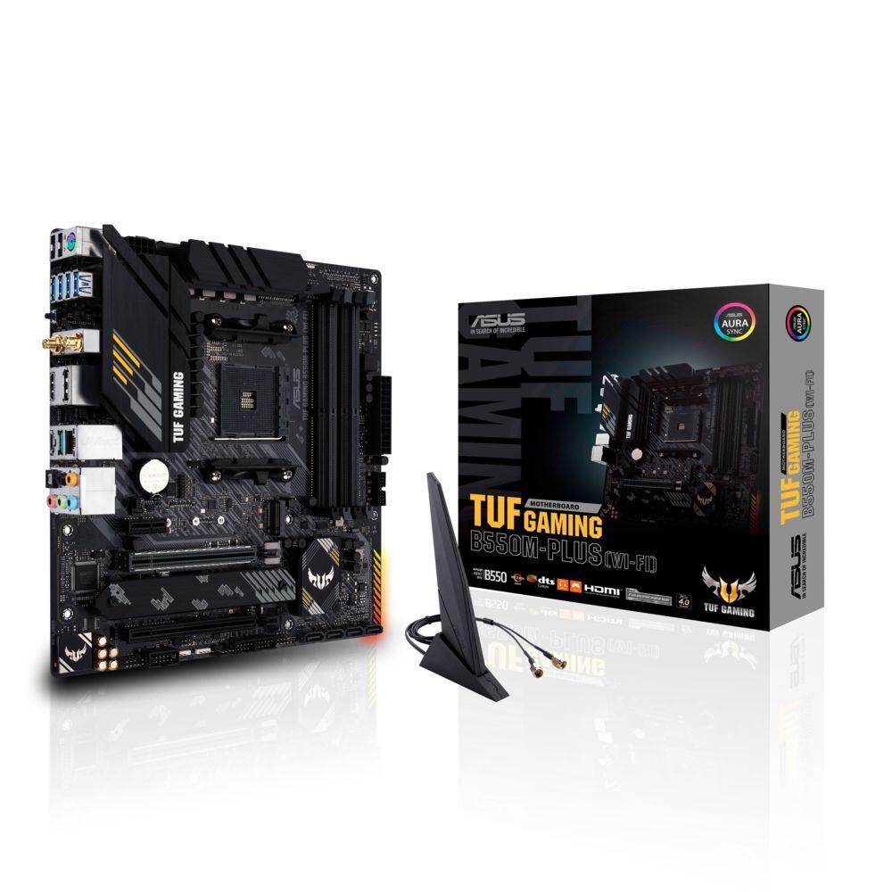 Asus AMD B550M-PLUS TUF GAMING (WI-FI) - ATX