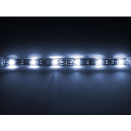 Bitfenix - Bande LED Alchemy Aqua 6x LED - 20 cm - Blanc - Néon PC