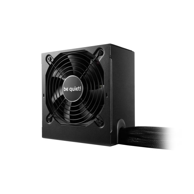 Be Quiet -SYSTEM POWER 9 500W - 80 Plus Bronze Be Quiet  - Alimentation non modulaire