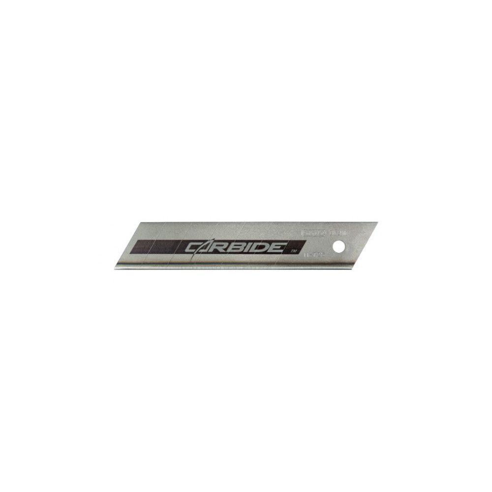 Stanley Carte 20 lames de cutter haute durabilité Fatmax Pro STANLEY 25 mm - STHT3-11825