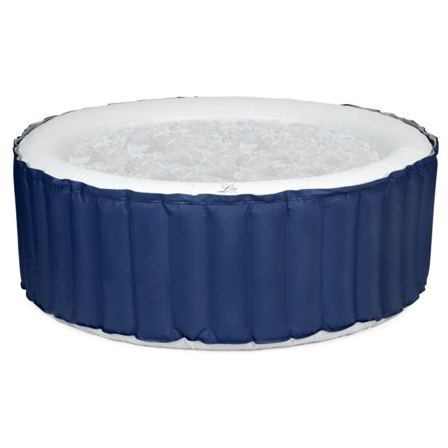 Mspa - Spa gonflable rond Ø204cm LITE - 6 places - Spa gonflable