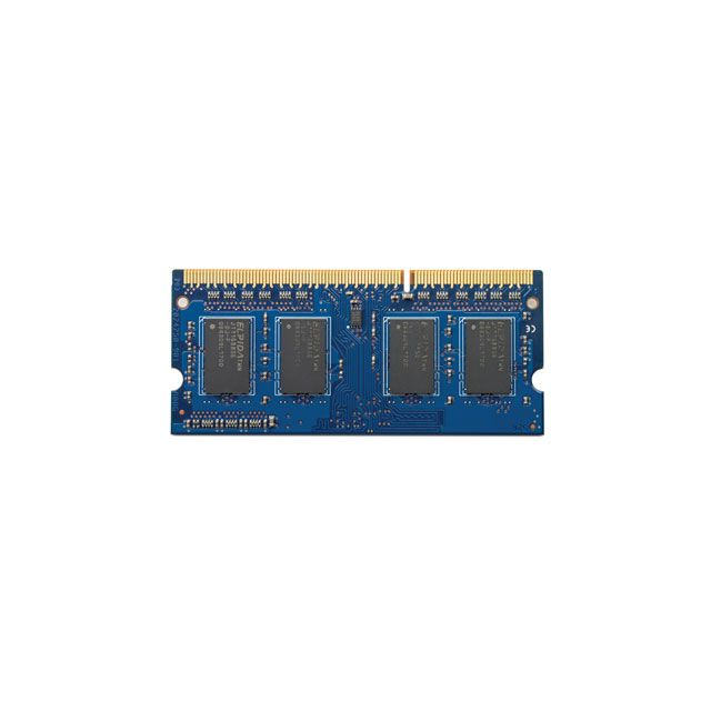 Hp - HP DDR3 4Gb 1600MHz DDR3L 1.35V SODIMM (H6Y75AA#AC3) Hp   - RAM PC Portable Hp