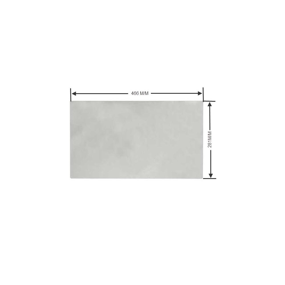 Hotpoint Glace De Tiroir W=466 X 281 X 4 (1 Bac) reference : C00280891