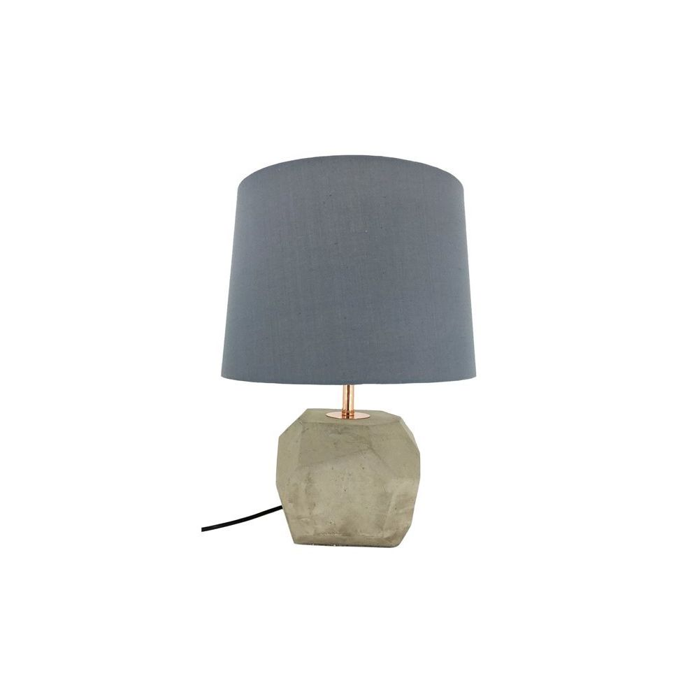 Chloe Design Lampe à poser SHEONA - béton