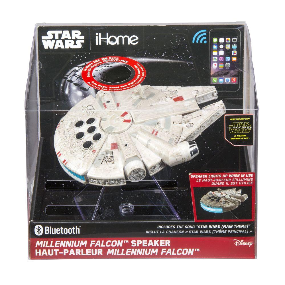 Star Wars STAR WARS Enceinte Bluetooth Faucon Milenium - LI-B17E7
