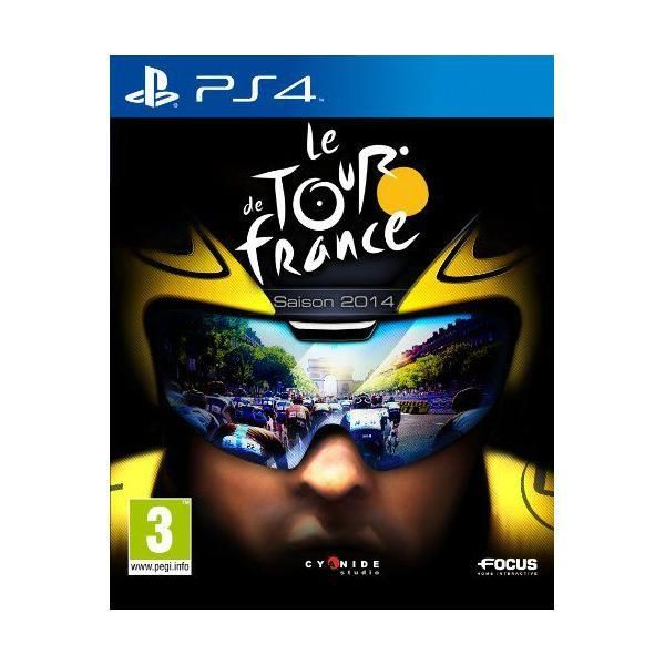 Focus - Tour de France 2014 - PS Vita