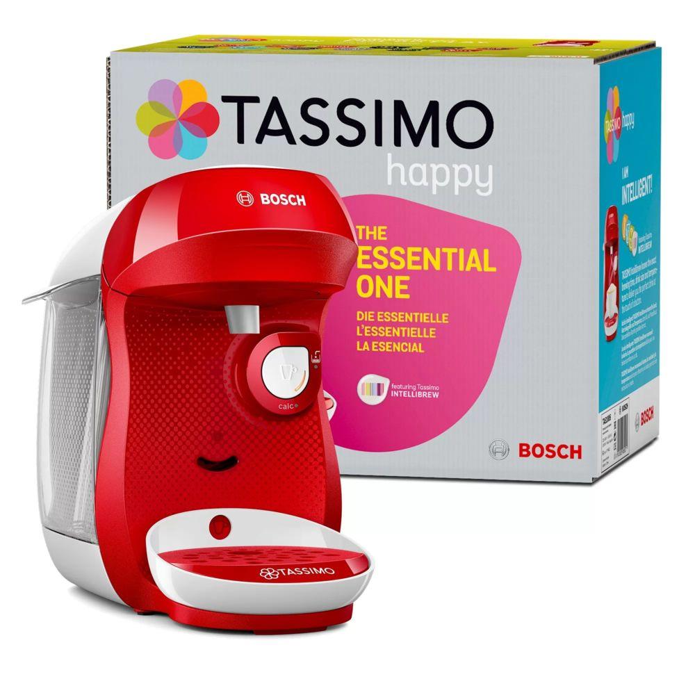 Bosch Tassimo Happy TAS1006 Rouge