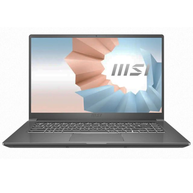 Msi - Modern-15-A11M-050XFR - Gris - PC Portable