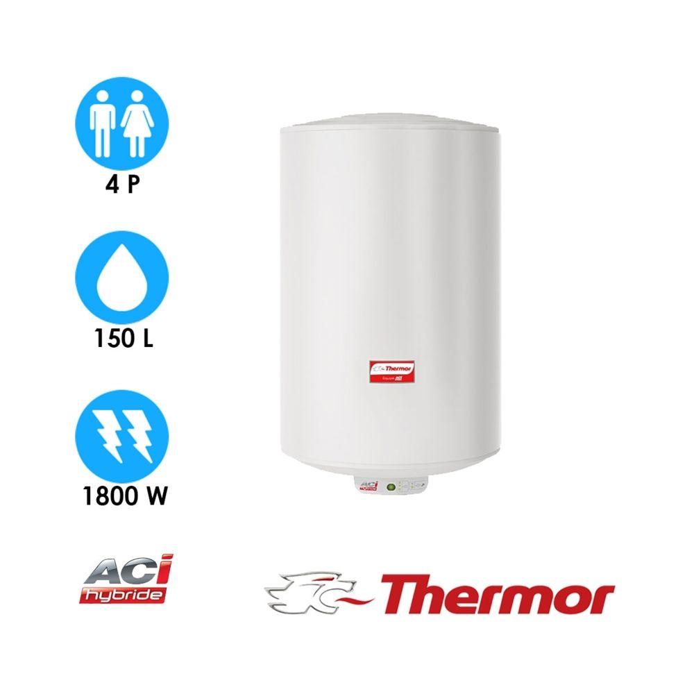 Thermor Chauffe-eau duralis - 150l - vertical mural compact - thermor