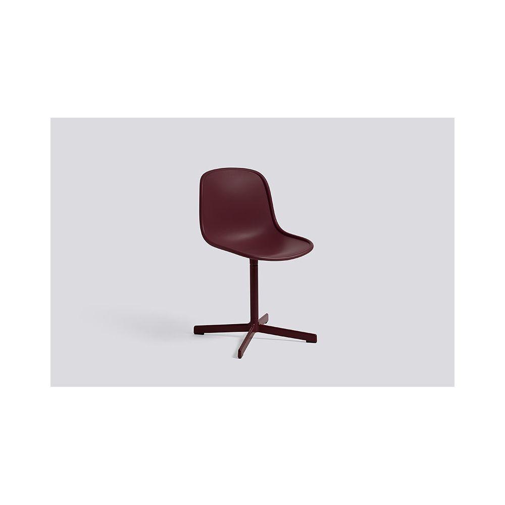 Hay Chaise NEU 10 - rouge bordeaux