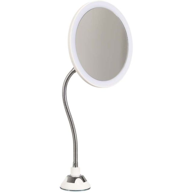 Cosmetic Club - Miroir lumineux flexible grossissant Beauty - Miroirs