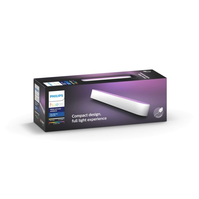 PHILIPS HUE - White & Color - Play light bar x 1...