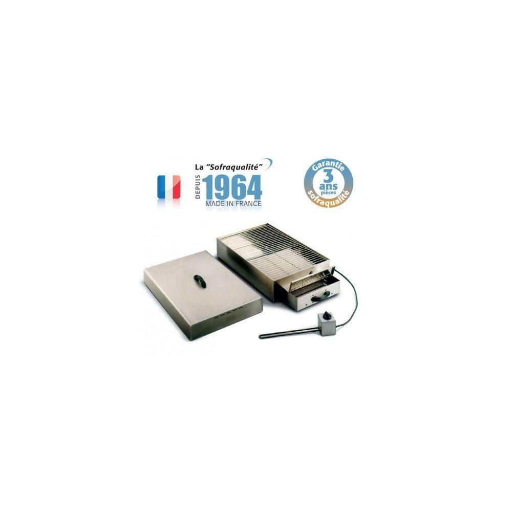Sofraca Fumoir électrique - 1 étage - L 715 mm -