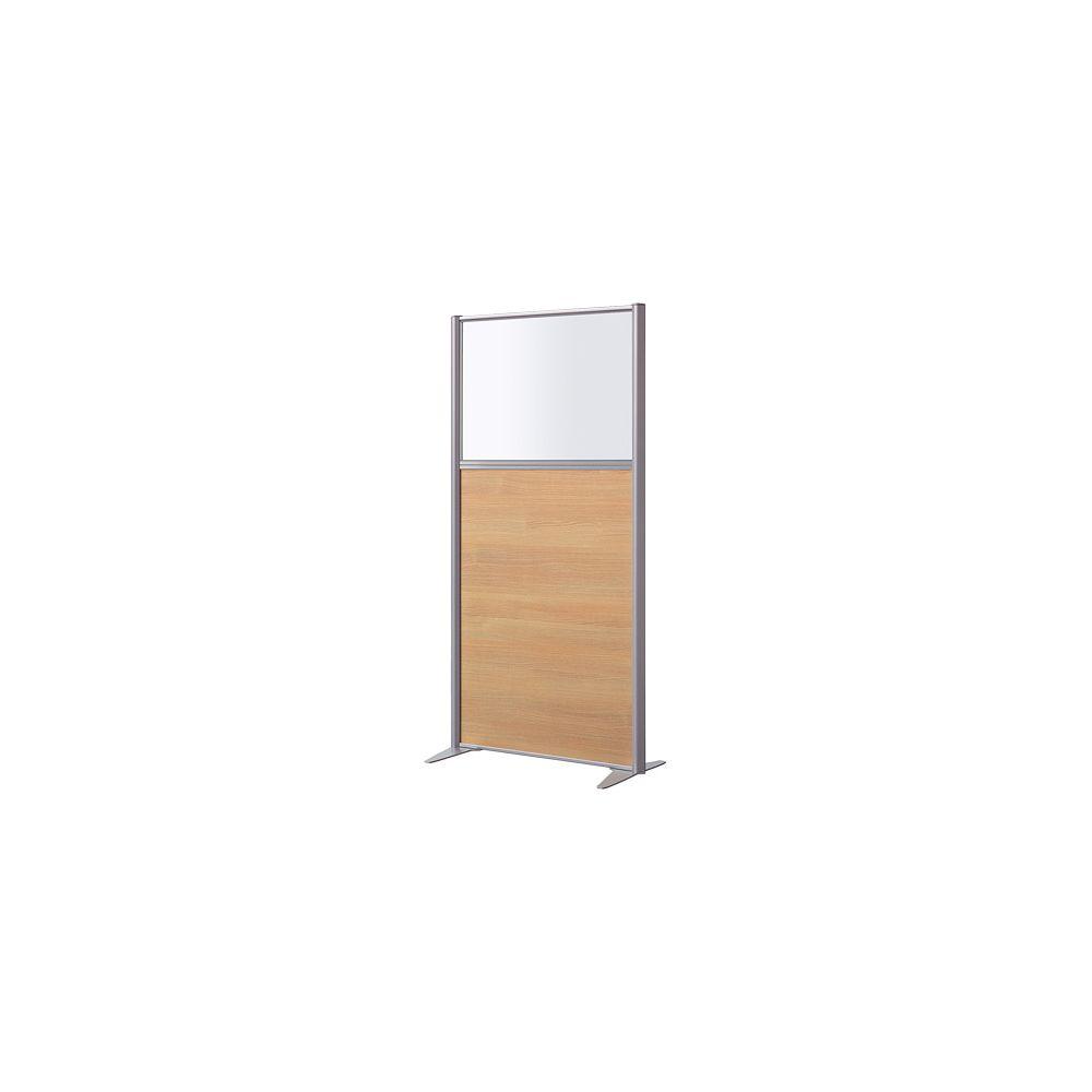 Clen Cloison B-Zen bois L81, H160 cm hêtre