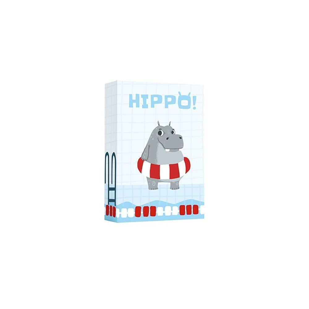 Helvetiq Helvetiq Hippo Board Game Adventure