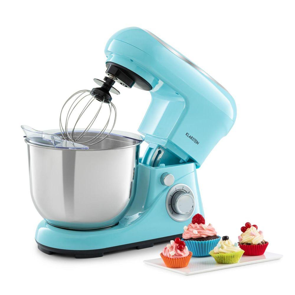 Klarstein Klarstein Bella Pico 2G Robot de cuisine 5 litres 6 vitesses 1200W - bleu