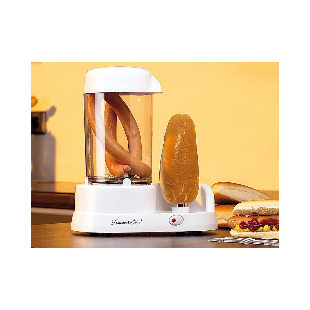 Rosenstein & Sohne Machine à Hot-Dog - 350 W